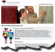 We developed the graphical design for this site and built the back-end interface for maintaining tutors and student clients.  Tutors and clients can both log in and update information, check work hours/logs and more.  Admin staff manages the site from a custom Maintenance panel where they can add, edit, and delete tutors and student clients, run payroll sheets, edit/view work logs, manage and update the textual components of the web site.